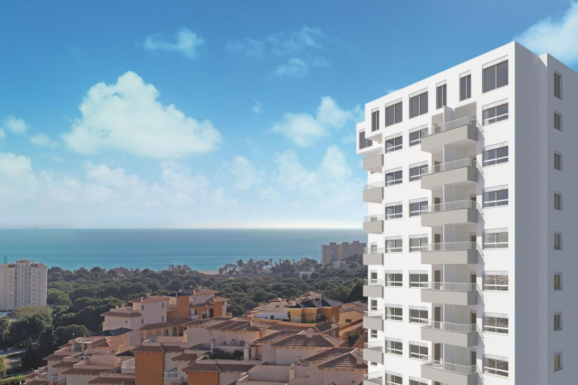 Ref:MP911 Apartment For Sale in Campoamor