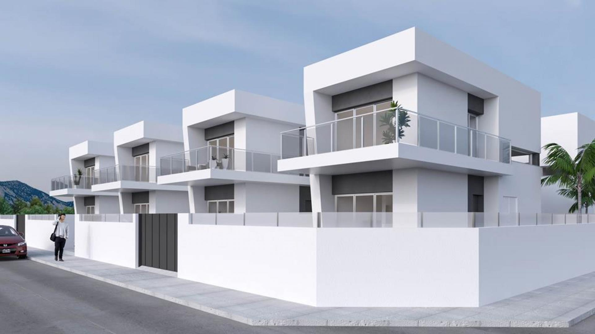 Ref:MP926 Townhouse For Sale in Daya Vieja