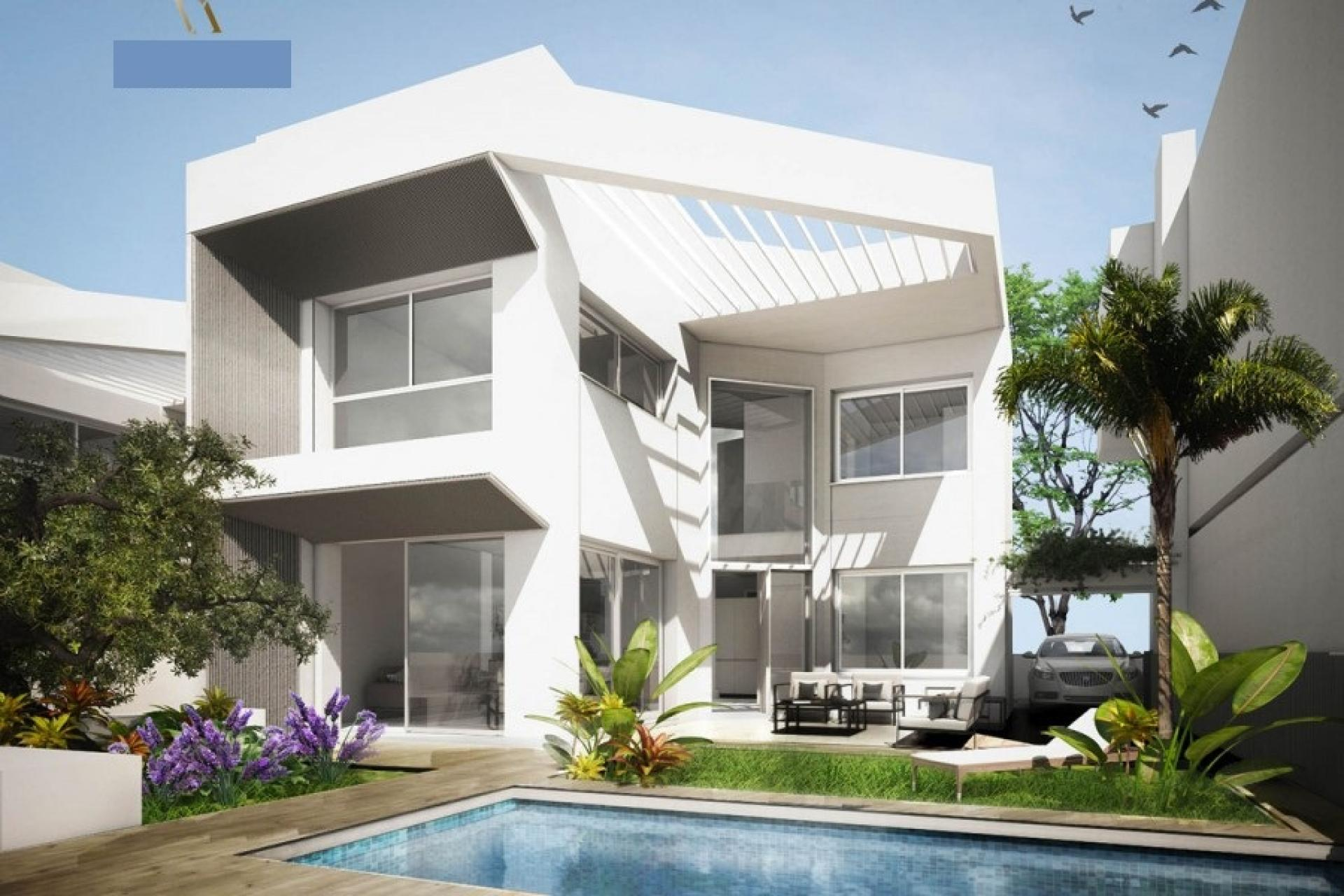 For Sale: Villa in Torrevieja Beds: 4 Baths: 3 Price: 475,000€