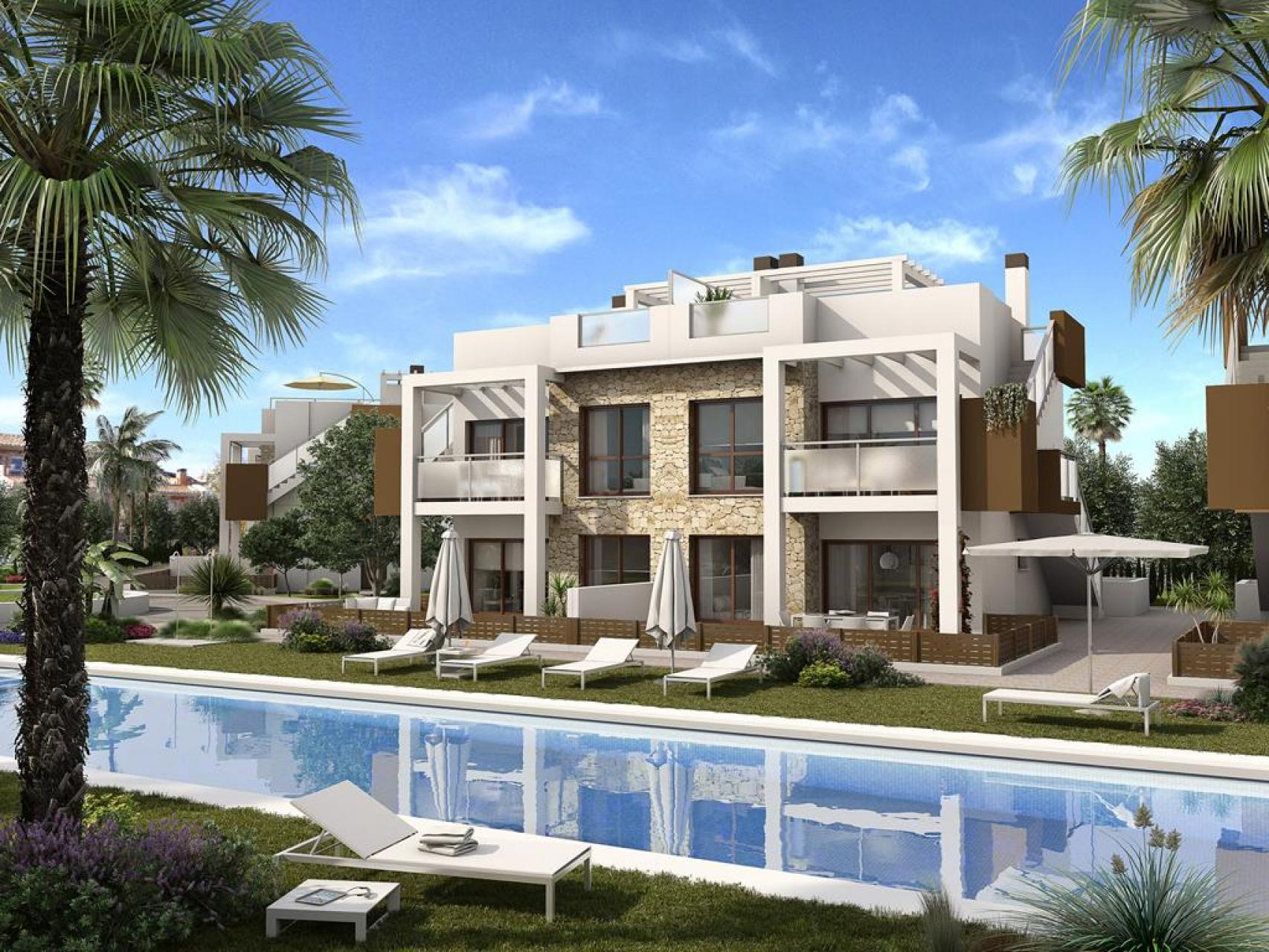 Ref:MP932 Apartment For Sale in Torrevieja