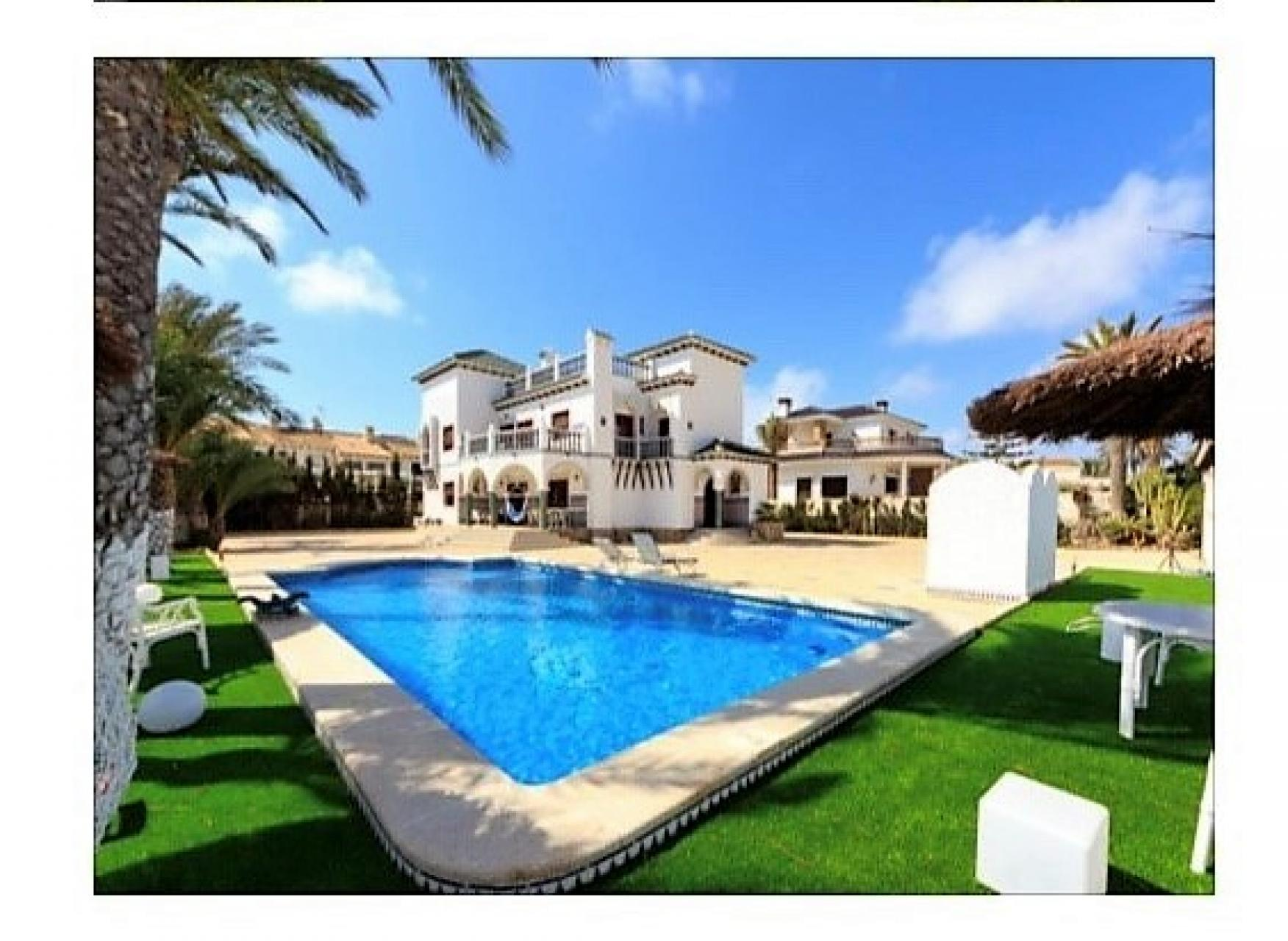 Ref:MP728 Villa For Sale in La Zenia
