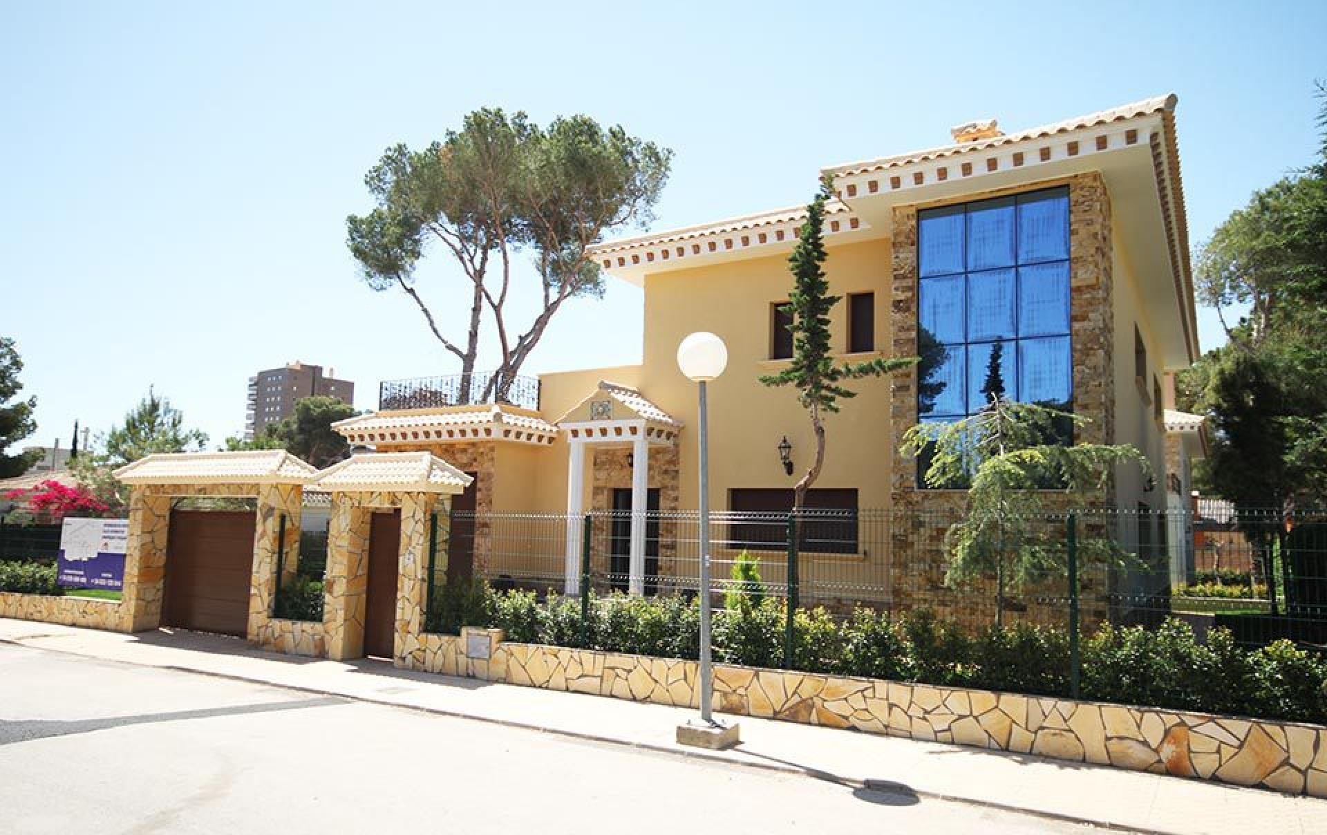 Ref:MP977 Villa For Sale in Campoamor