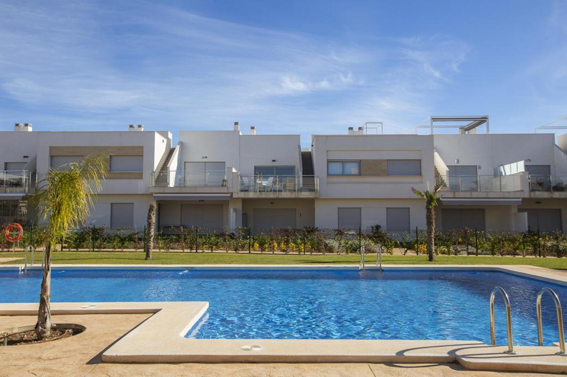 Ref:MP992 Bungalow For Sale in Los Montesinos