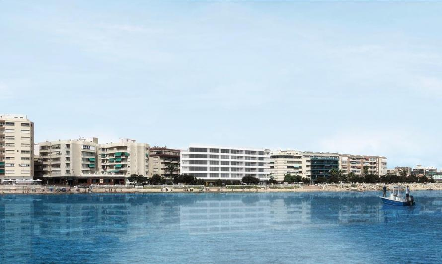 New construction - luxury apartments on the seafront - Torrevieja Apartment Torrevieja