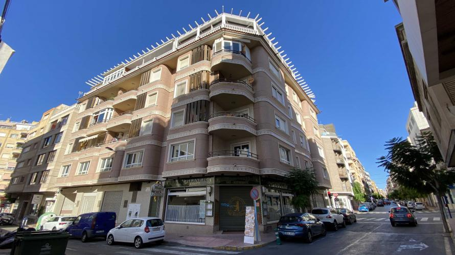 Torrevieja, Duplex Penthouse with private solarium and sea views Penthouse Torrevieja